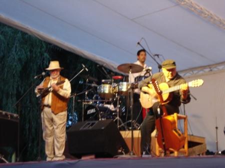 Inti Illimani - 40º Festival - 2008